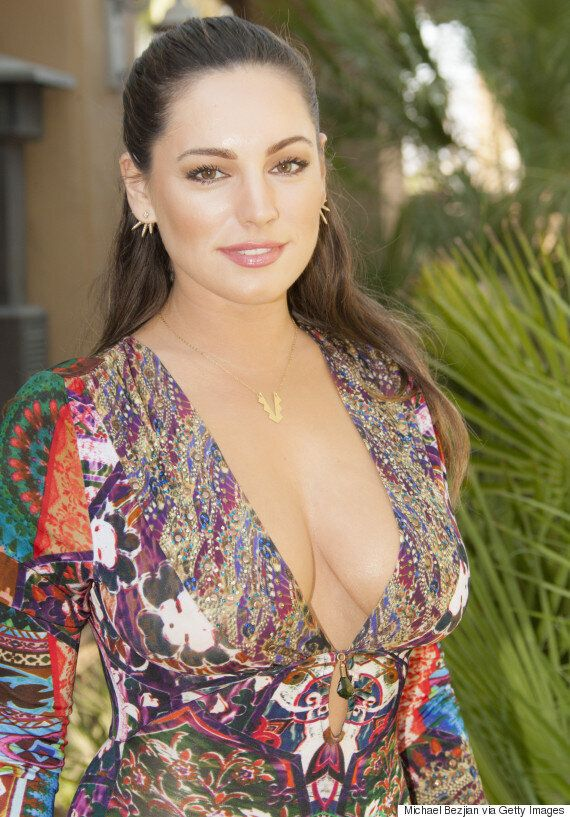 Kelly Brook In Talks For New US Roles After 'One Big Happy'