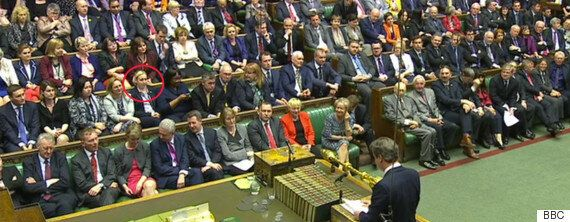 New SNP MP Mhairi Black Spent First Day In Parliament Studying For Her Politics