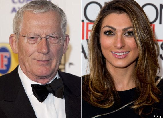 The Apprentice's Nick Hewer Reckons Luisa Zissman Will Regret 'Taking Her Clothes Off At the Drop Of...