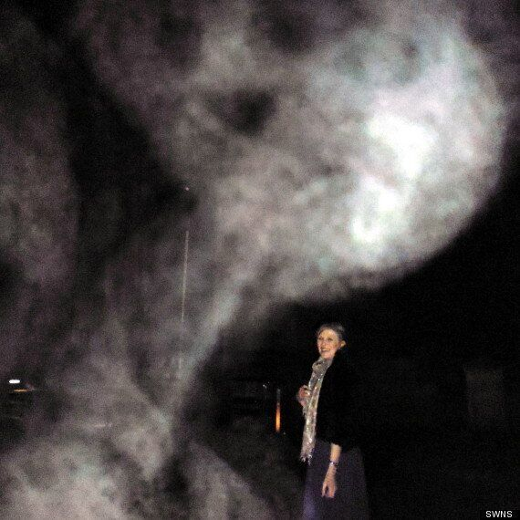 Ghostly Apparition Haunts Low Quality