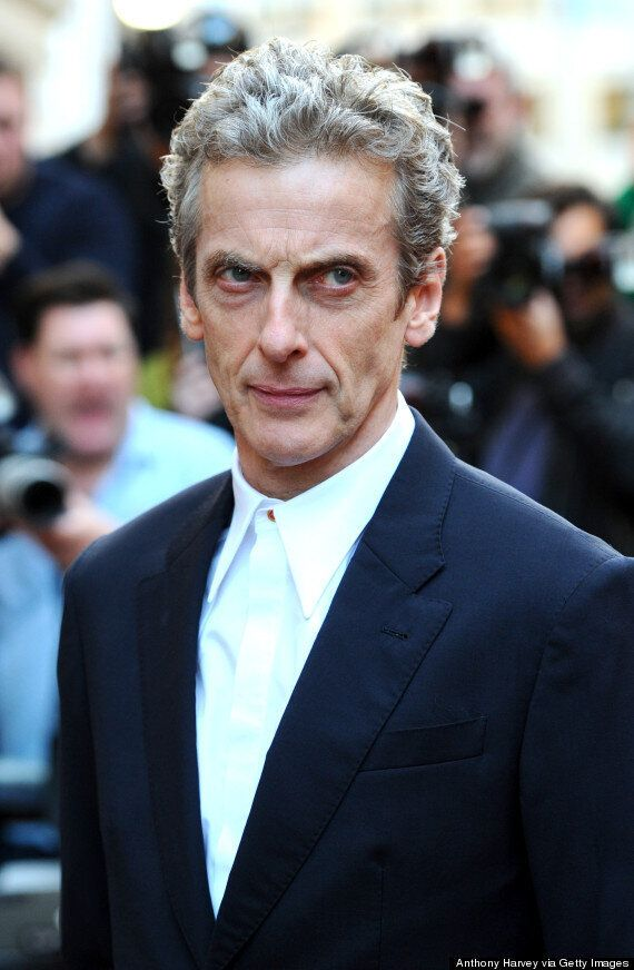 Peter Capaldi 'Turned Down 'Doctor Who' Audition' In The 90s... Because He Couldn't Face Being Turned...