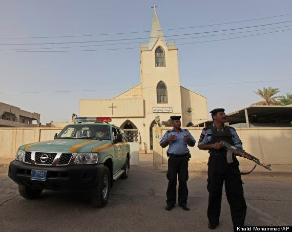 The Vicar Of Baghdad On Why He Preaches Another Iraq