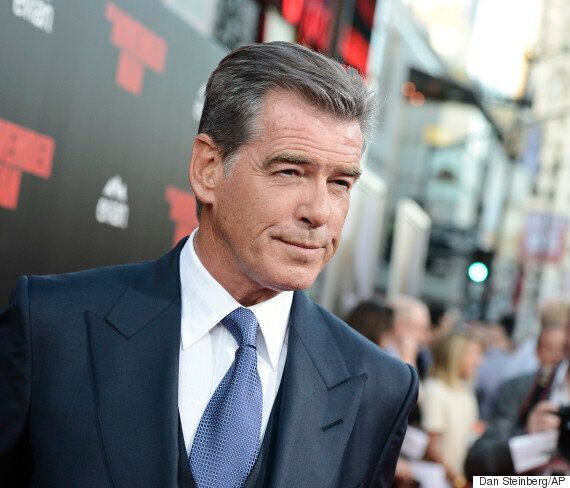 Pierce Brosnan Stopped By Airport Security 'For Carrying Knife In His Hand