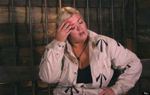 'I'm A Celebrity': Gemma Collins QUITS The Jungle After Three