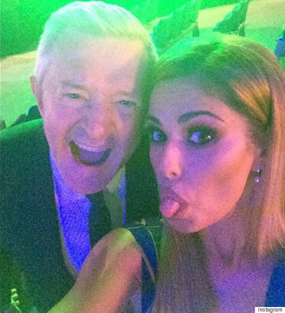 Cheryl Fernandez-Versini And Louis Walsh's Feud: From Girls Aloud To The 'X Factor'