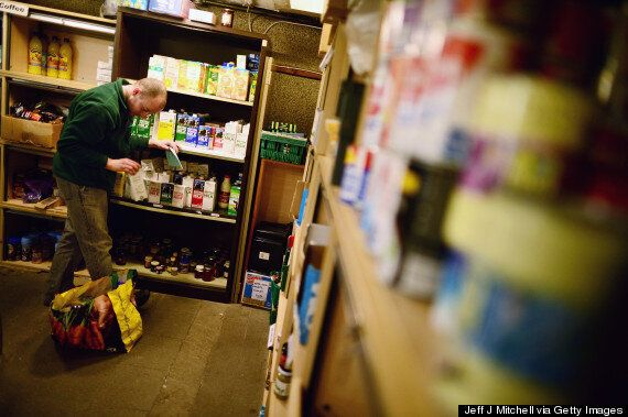 Food Bank Demand Driven By Cuts And Sanctions To Benefits, New Report