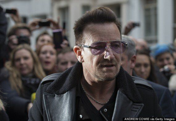 Bono Needs 'Intensive Therapy' Following 5-Hour Surgery After Bike Accident That Left Him With Fractured