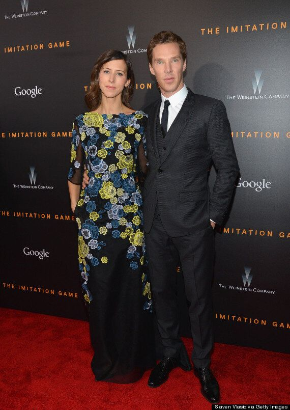 Benedict Cumberbatch And Fiancée Sophie Hunter Make First Public Appearance After Engagement At 'The...