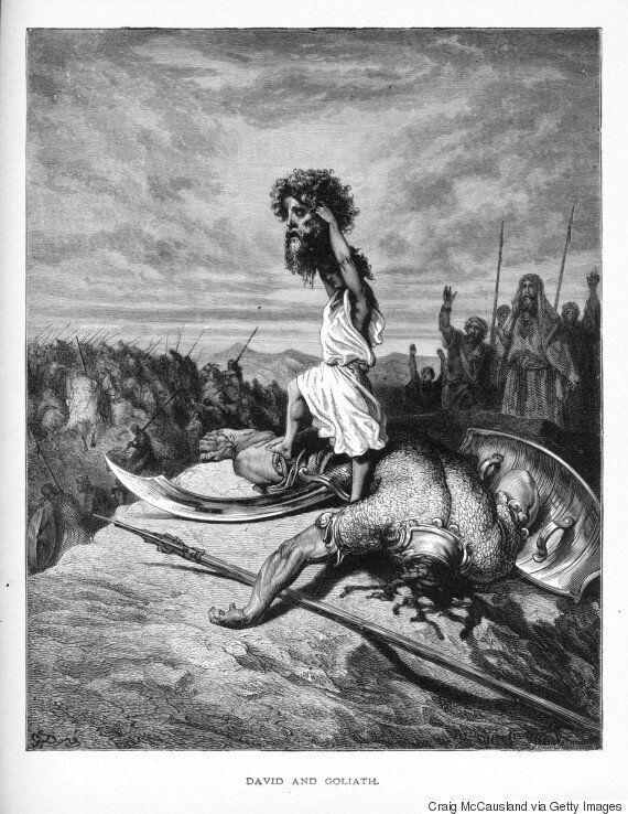 'Goliath Gates' Of Ancient Biblical City Philistine Gath Revealed By