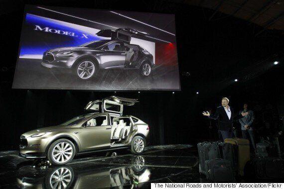 Tesla Motors Model X SUV Will Arrive In The UK In September