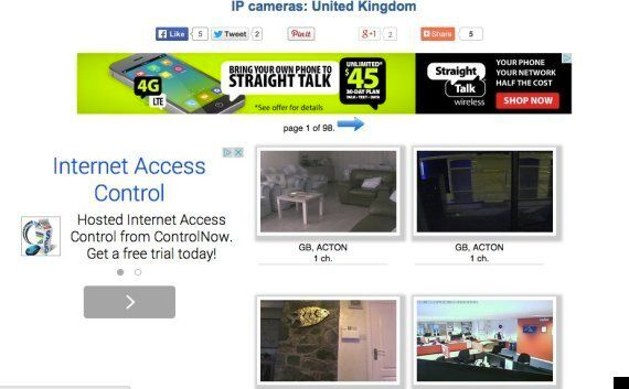 Webcam Hackers Could Be Watching You Online, Watchdog