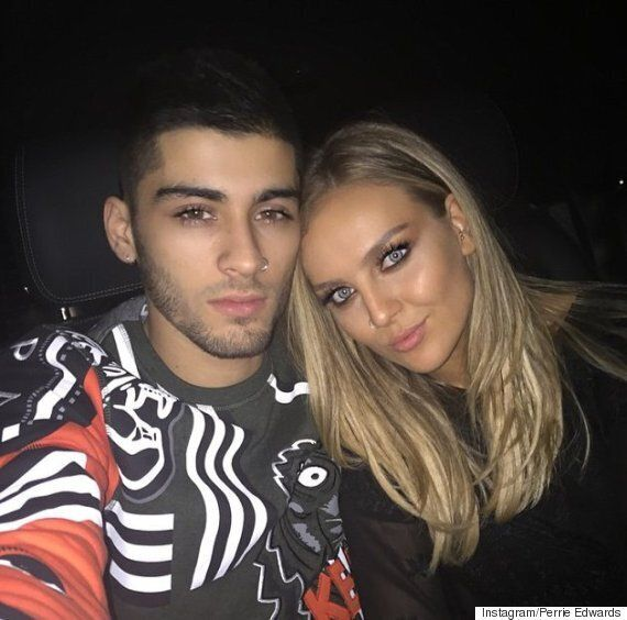 Zayn Malik Tweets A String Of Upbeat Messages, Totally Avoiding His Break-Up From Perrie