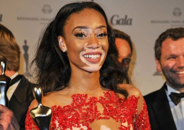 Mandatory Credit: Photo by Picture Perfect/REX (4582196i) Chantelle Brown-Young Gala Spa Awards, Baden-Baden,...