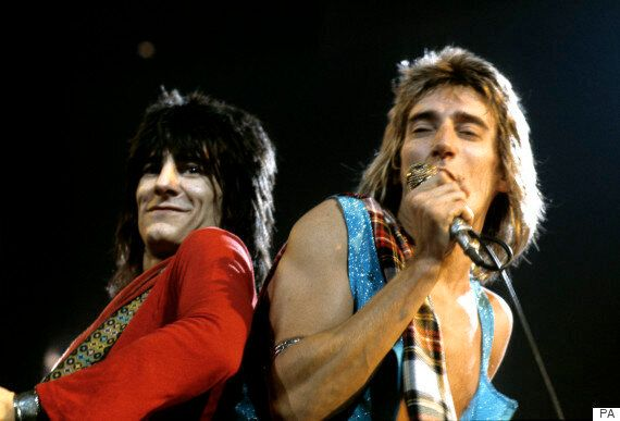 Rod Stewart And Ronnie Wood Announce Reunion Of The Faces... For One Night