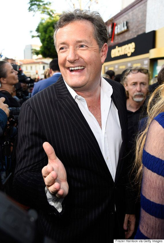 Piers Morgan Reveals He Turned Down 'Death Hoax' Reality