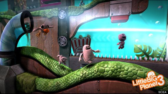 LittleBigPlanet 3 Review: Three Is The Magic