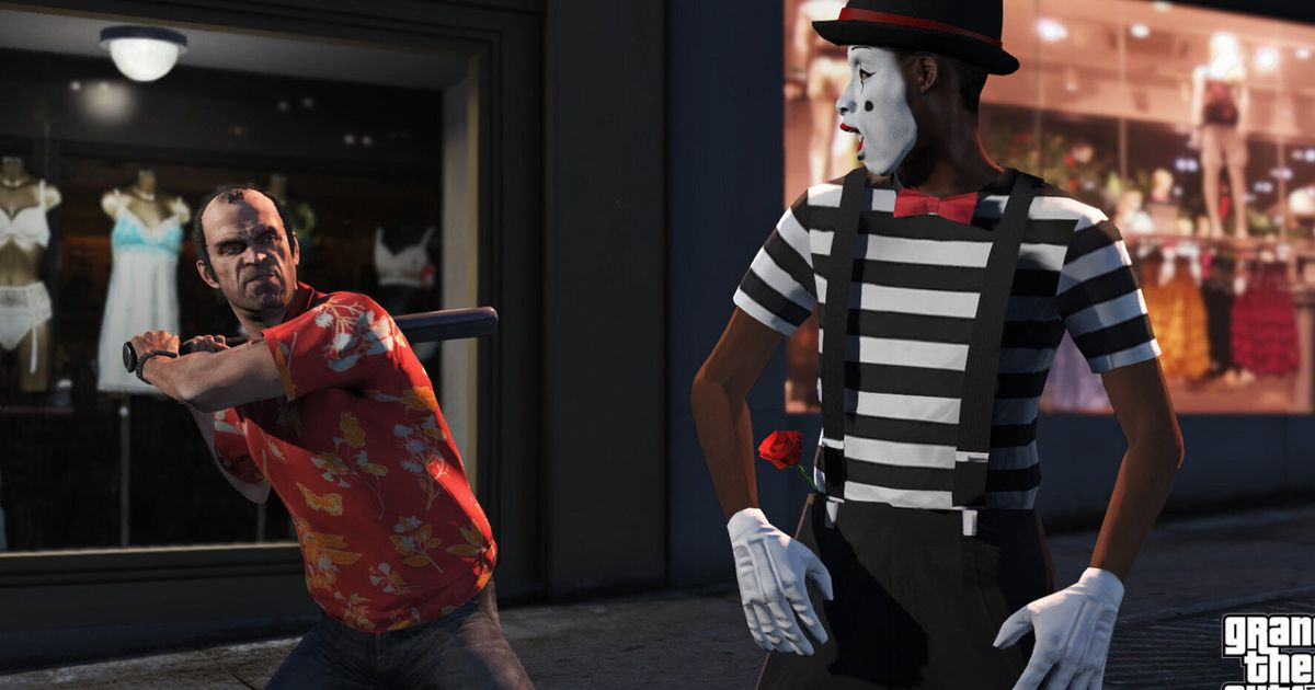 GTA 5 Next-Gen Review: I Think This Game Is Literally Set In
