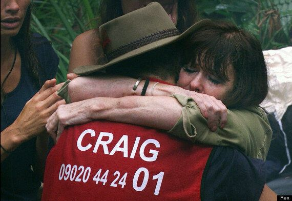 Craig Charles Says His Goodbyes On 'I'm A Celebrity' Following The Sudden Death Of His Brother