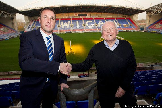 Wigan Owner Dave Whelan Accused Of