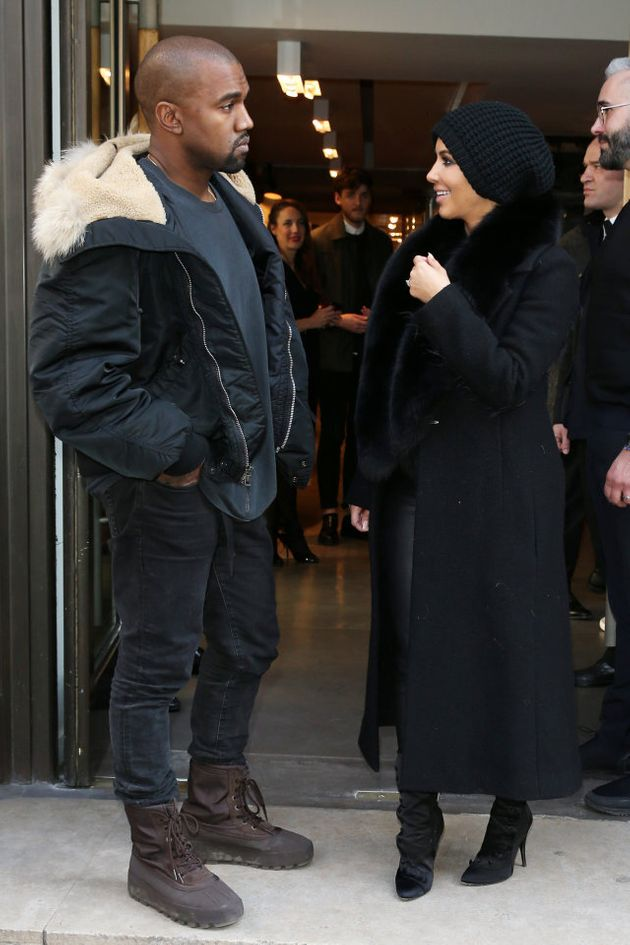 Mandatory Credit: Photo by Beretta/Sims/REX (4490847an) Kim Kardashian and Kanye West Kim Kardashian...