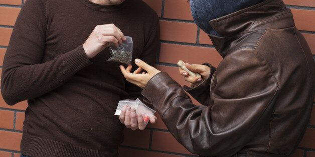 GMP Urmston offered to 'have a word' with any drug dealers who had 'annoyed' their