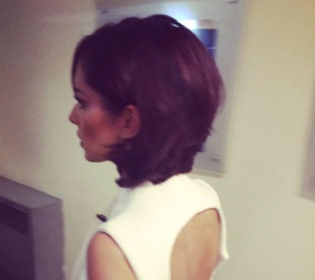 Cheryl Fernandez-Versini Instagrams New Short