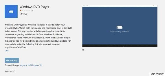Want To Watch A DVD On Free Windows 10? That's