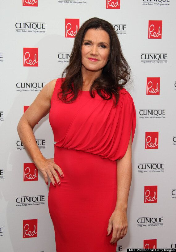 Susanna Reid Talks Dominic Cotton Split: 'We Live Separately But Together And Happily In The Same