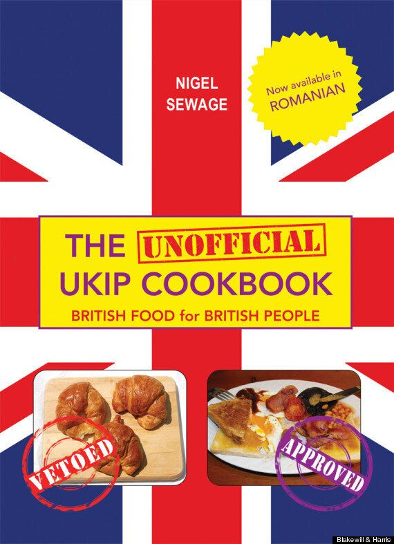 The Ukip Cookbook Is Here To Guide You Through The Foreign Food