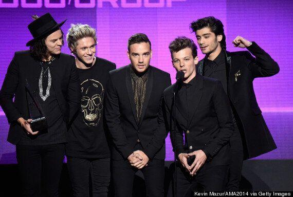 American Music Awards Winners: One Direction, Katy Perry And Iggy Azalea Take Home Gongs (FULL WINNERS