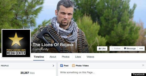 This Facebook Page Is Recruiting Volunteer Fighters To Take On Islamic