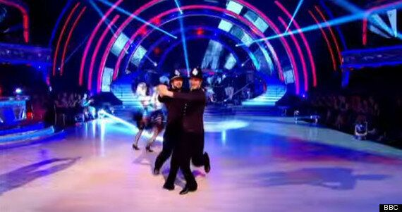 'Strictly Come Dancing': Watch Same-Sex Couples Take To The Ballroom Dance Floor For The First Time
