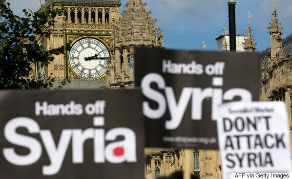 Andy Burnham Warns David Cameron Not To Bounce New Labour Leader - Or Parliament - Into A Syria