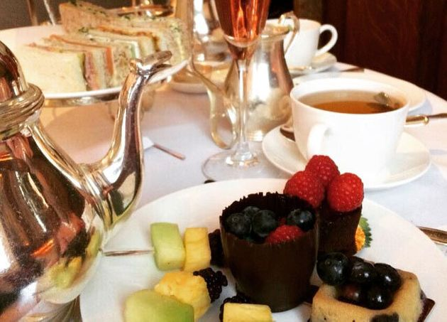 Healthy Afternoon Teas - Can They Really Match