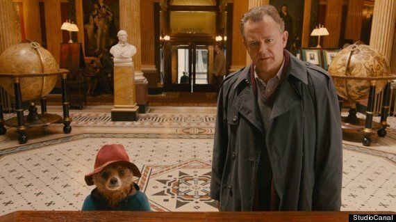 'Paddington' Star Hugh Bonneville Reveals His Worst-Behaved Co-Star, And It Wasn't George Clooney Or...