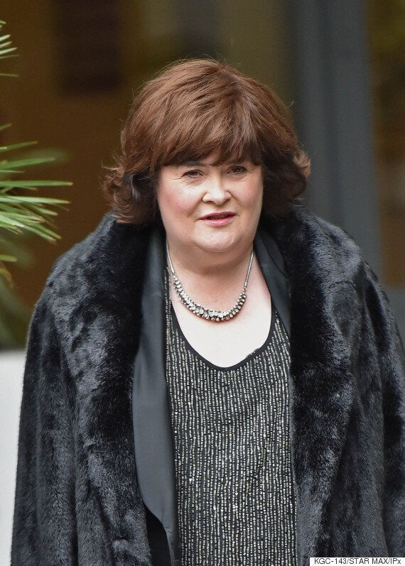 Susan Boyle Reveals Secret Acting Lessons And New Career