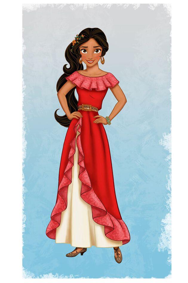 Meet Disney's First Ever Latina