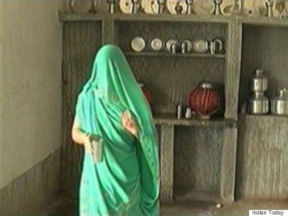 Rape Survivor Denied Abortion Forced To Balance 40kg Rock On Head In 'Purity