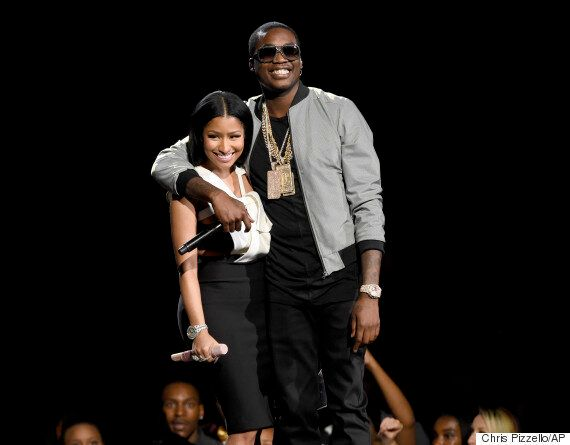 Nicki Minaj Pregnant? Star Sparks Rumours With Meek Mill 'Baby Father'