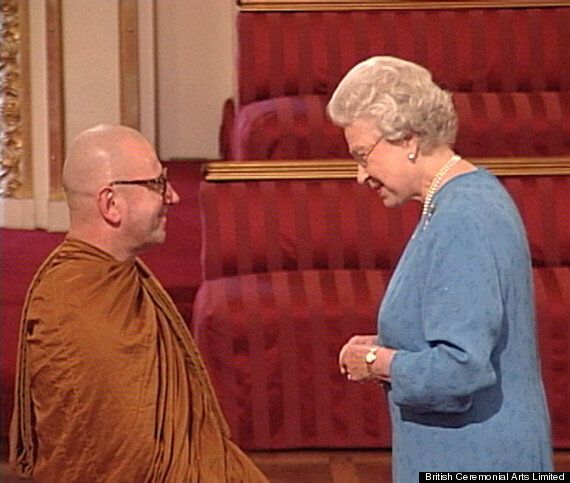 The Monk Who Gave Up Acting With Laurence Olivier To Lead Buddhism In British