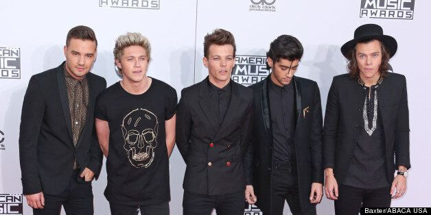 One Direction Won Three Awards At The AMAs... So Why Do They Look So
