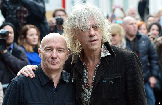 Bob Geldof Ignores Band Aid 30 Backlash, Recruits David Guetta And Ed Sheeran For Extra