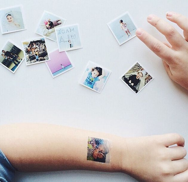 Turn Your Favourite Instagrams Into Temporary