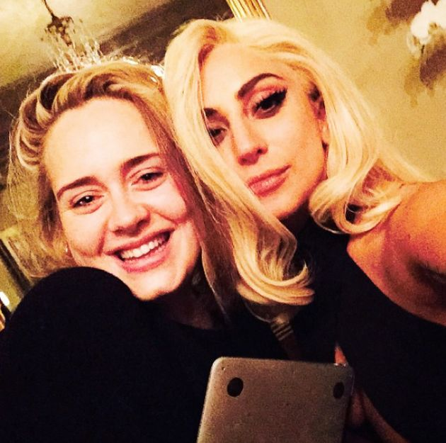 Lady Gaga Teases Collaboration With Adele On