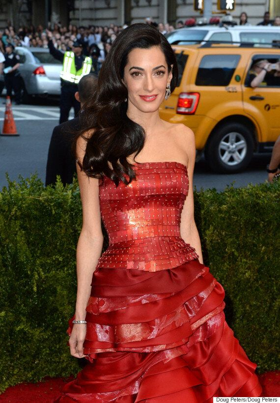 Amal Clooney To Replace Donald Trump On The US 'The