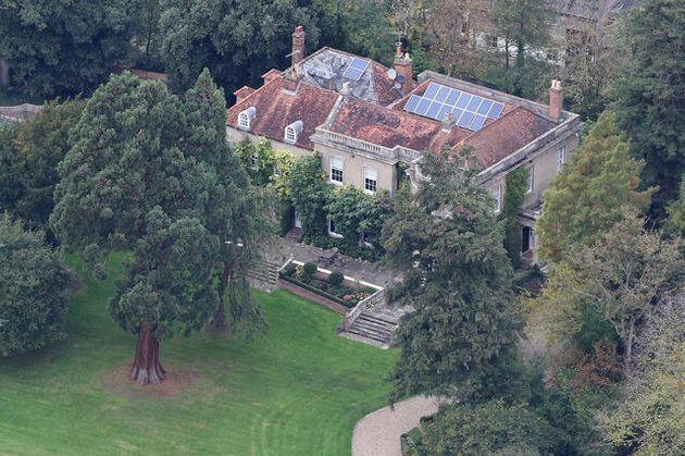 George And Amal Clooney's £10 Million Mansion Is