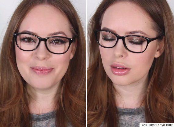 Tanya Burr Shares Eye Makeup Tutorials For Glasses