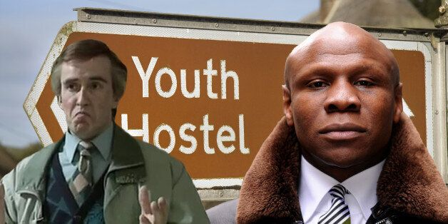 'Youth Hostelling With Chris Eubank' Is Still Unlikely As He Doesn't Really Get The