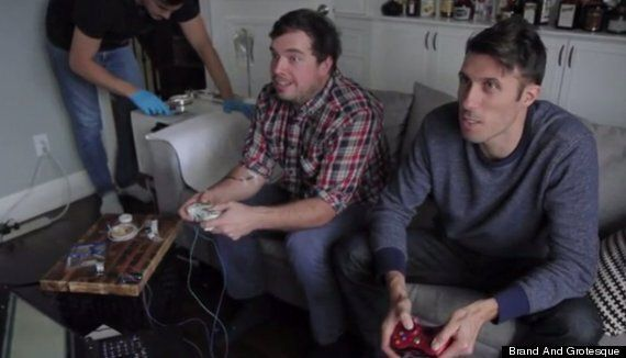 'Blood Sport' Kickstarter Video Game Project Takes Your Blood When You Get