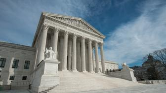 United States Supreme Court in Washington DC